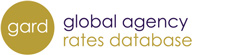 Global Agency Rates Database